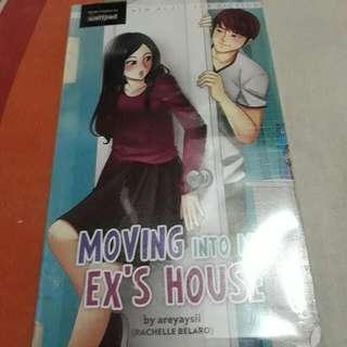wattpad books  moving into my ex's house