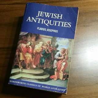 Jewish Antiquities (Flavius JOSEPHUS)