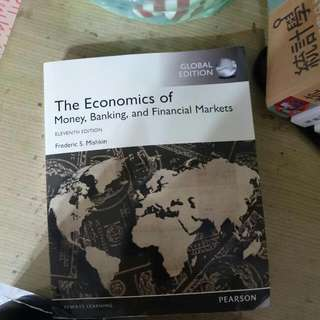 The Economics Of Money,banking,and Financial Markets 第十一版 GLOBAL EDITION PEARSON