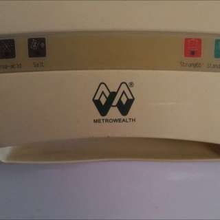 Metrowealth Dishwasher