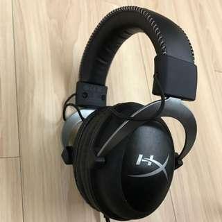 HYPERX耳罩式耳機(價錢可議)