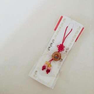 購滿$20,可送☝韓國電話繩