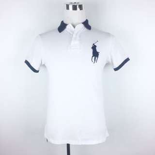 Used Auth POLO Ralph Lauren Big Pony Shirt