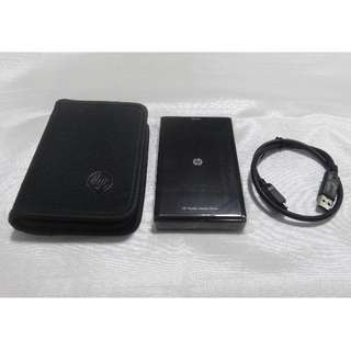 HP Pocket Media Drive External Hard Drive