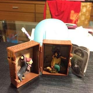 迪士尼故事箱 白雪公主款