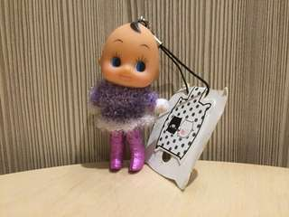 Baby Doll Phone Charm