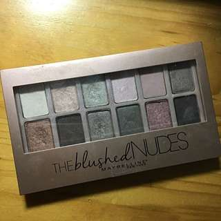 Maybelline Nudes 眼影 眼影盤