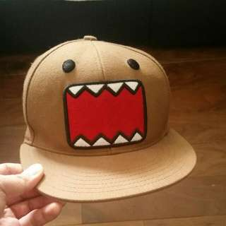 Domo Fitted Hat
