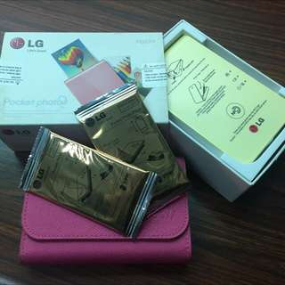 LG Pocket Photo口袋相印機