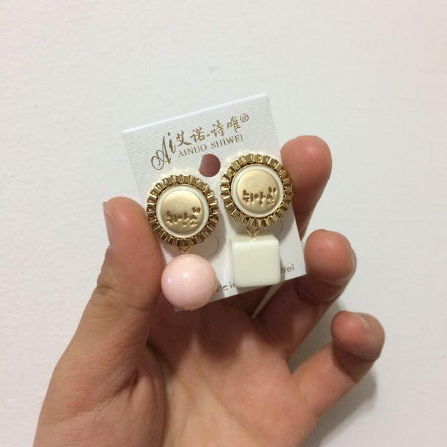 全新糖果耳環✨