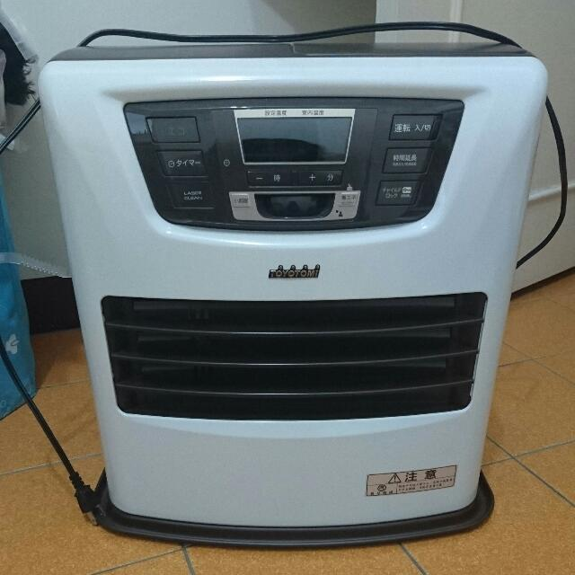 日本 TOYOTOMI煤油電暖爐 LC-SL43C-TW#畢業大出清