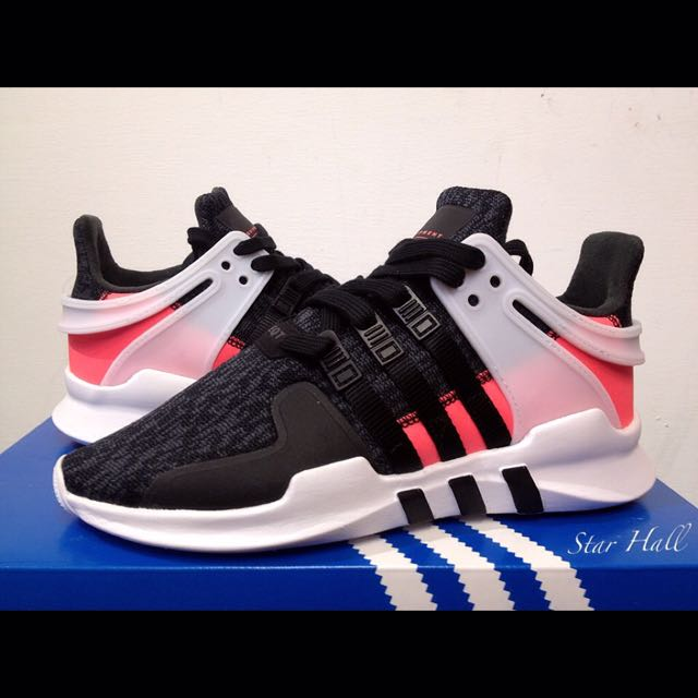 competitive price 31f37 20184 Adidas EQT SUPPORT ADV 黑粉 BB1302