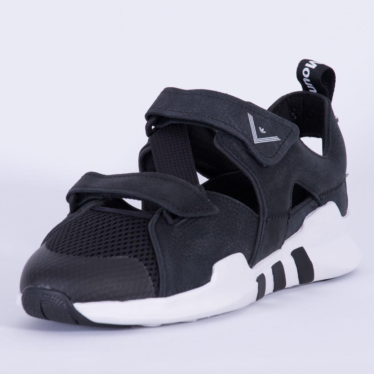 36d20f114775 adidas Originals x White Mountaineering WM ADV Sandal Core Black Ftwr White