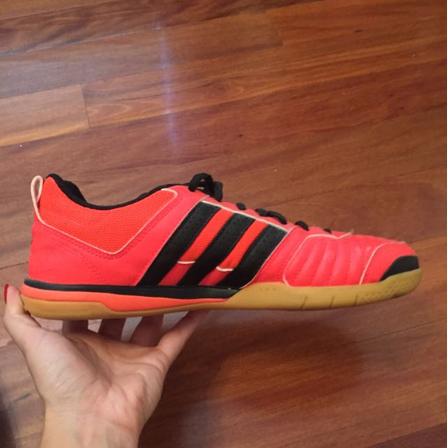 Adidas Salacetto Adiprene Size 8