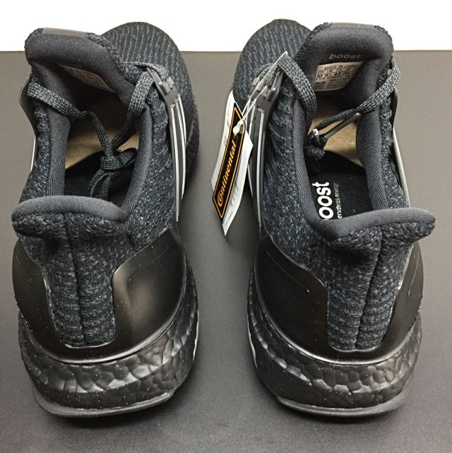 65b3434b9b7 Adidas Ultraboost 3.0 Triple Black US 10 Uk 9.5 (BA8920)