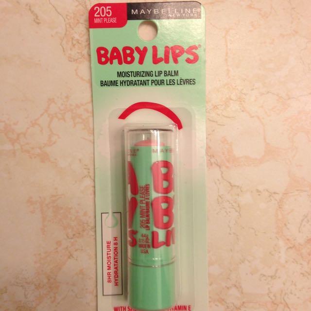 Baby Lips: Lip Balm