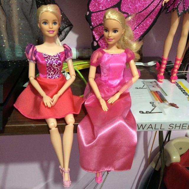 Barbie Pivotal Mattel