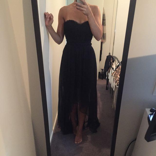 Bariano Silk Dress