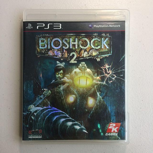 Bioshock 2. PS3
