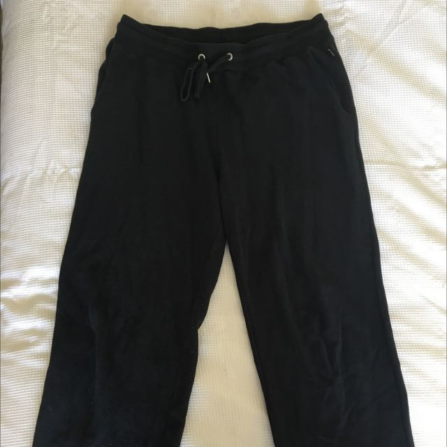 Black Bonds Pants/ Trackies
