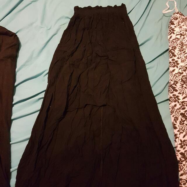 Black Mullet Dress