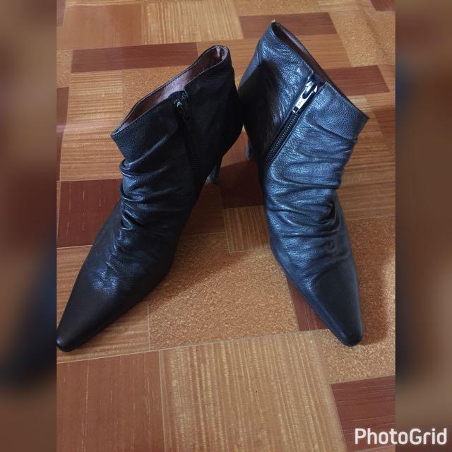 Boots Cewek Tapak Hills