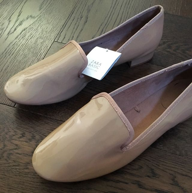 Brand New Zara Flats