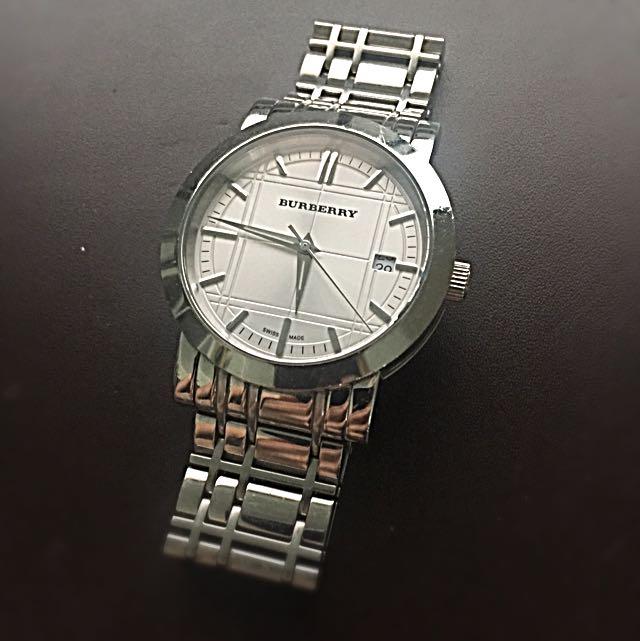Burberry Swiss Watch Unisex