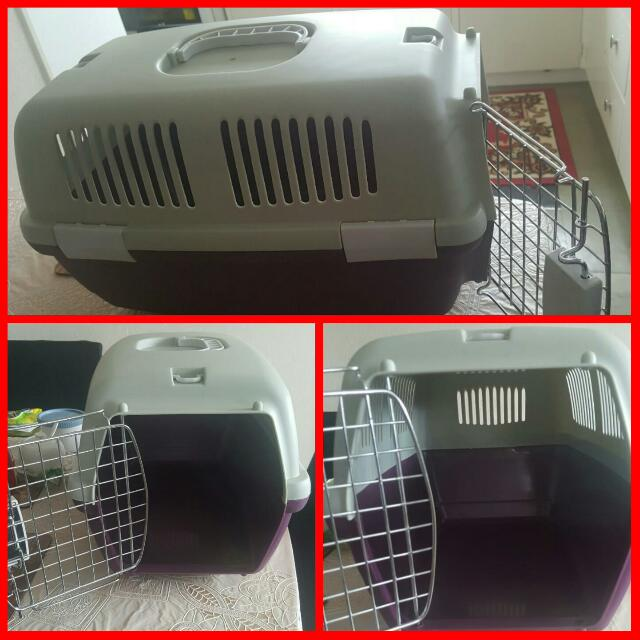 cat/rabbit/xs dog carry cage brand new