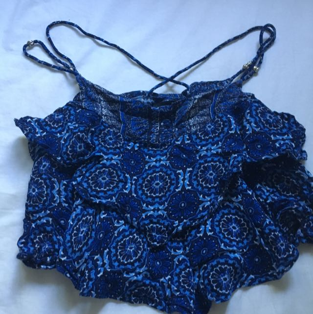 Cropped Top XS