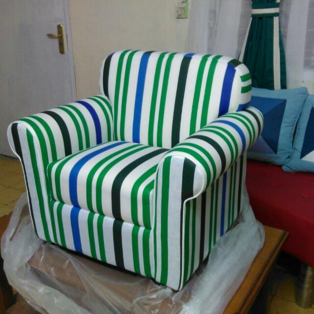 Dijual Sofa Untuk Anak-anak Bahan Katun Jepang Baru