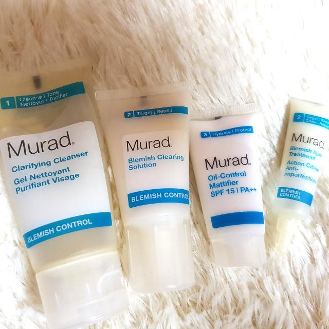 Dr MuRaD 4 SeT ACnE TrAvEL SeT
