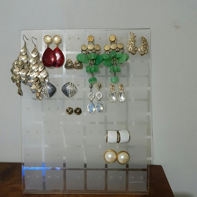 Earrings Stand/organizer