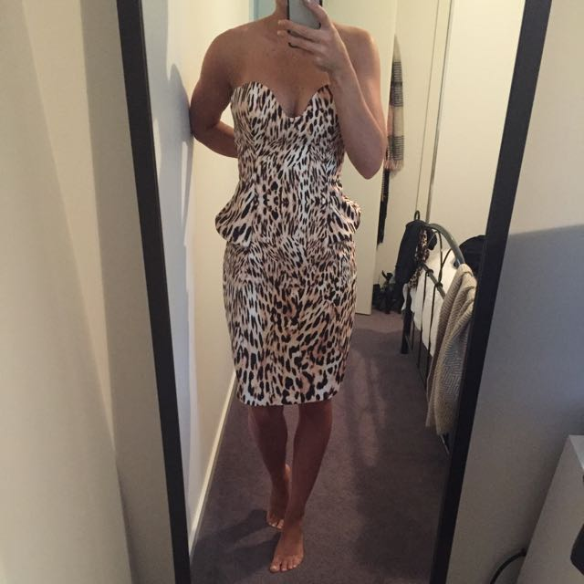 Finders Keepers Dress BNWT