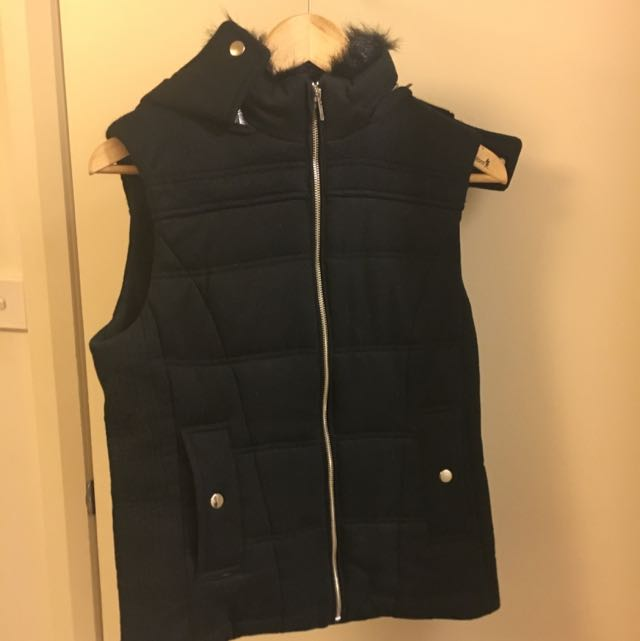 French Connection FC Vest Size 8
