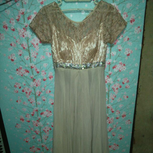 Gown (Nude Color)