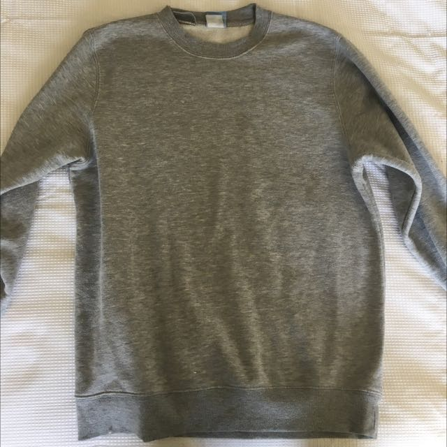 Grey Sweater/ Sweatshirt