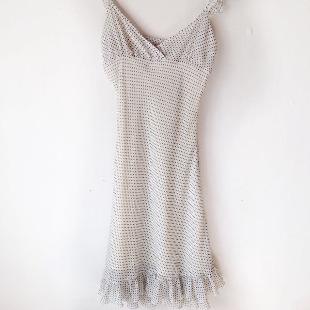 Guess Polka Dots Vintage Dress