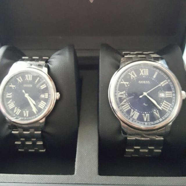 Guess Watches Couple Ori