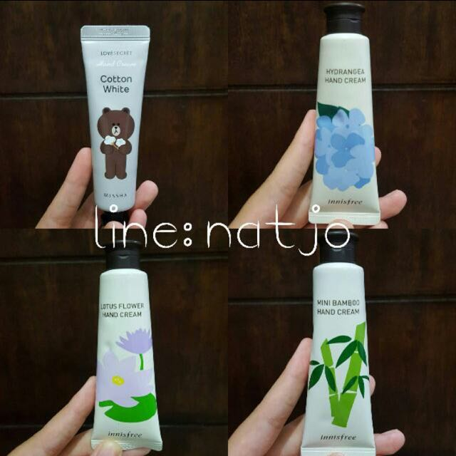 Hand Cream Korea ORI