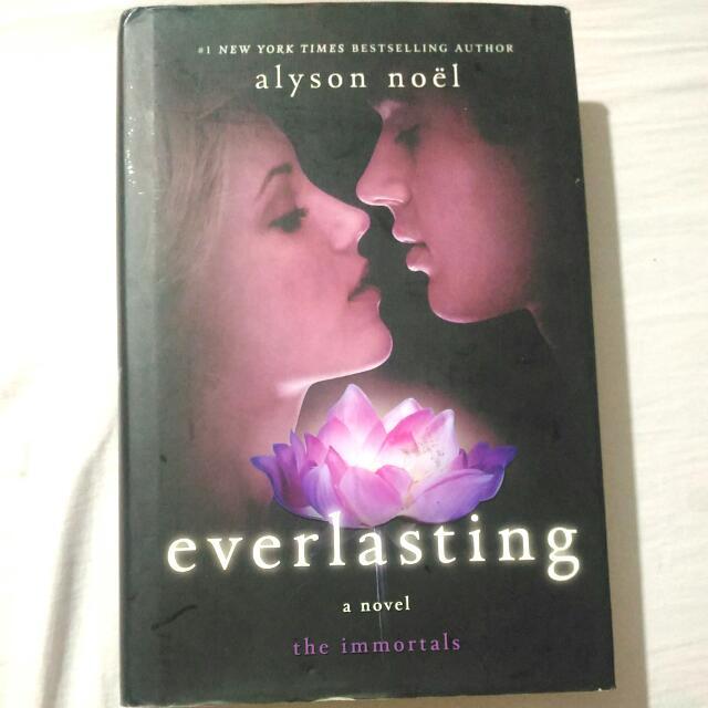 [HARDBOUND] Everlasting by Alyson Noel