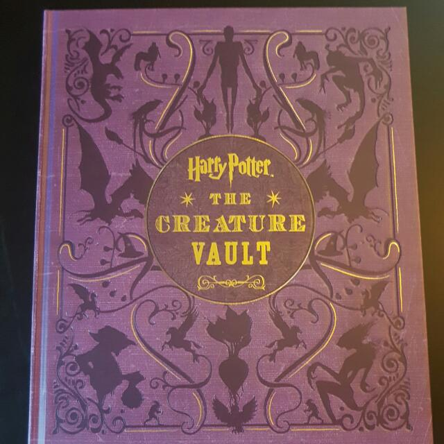 Harry Potter And The Creature Vault