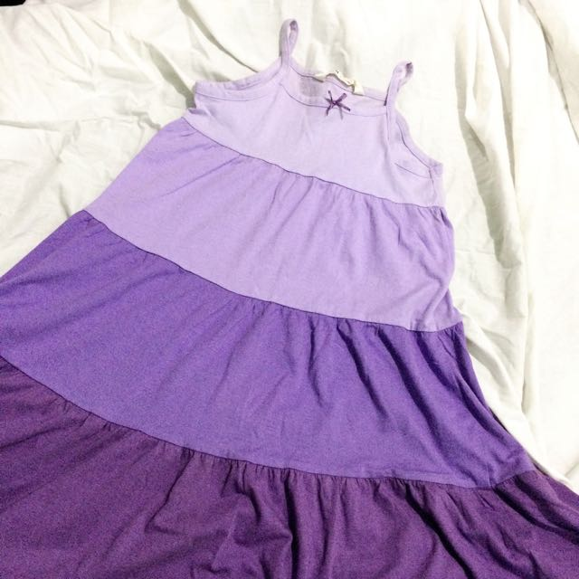 H&M Purple Dress