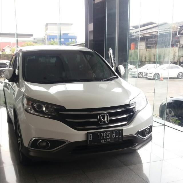 Honda allnew Cr-v prestige