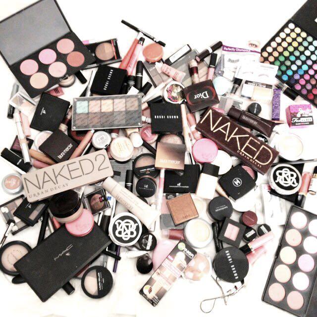 huge highend makeup destash!