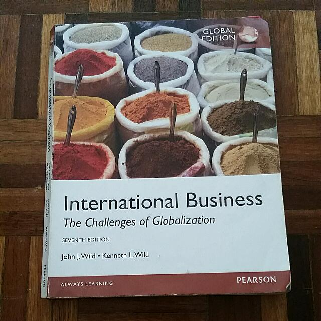 International Business: The Challenges Of Globalization