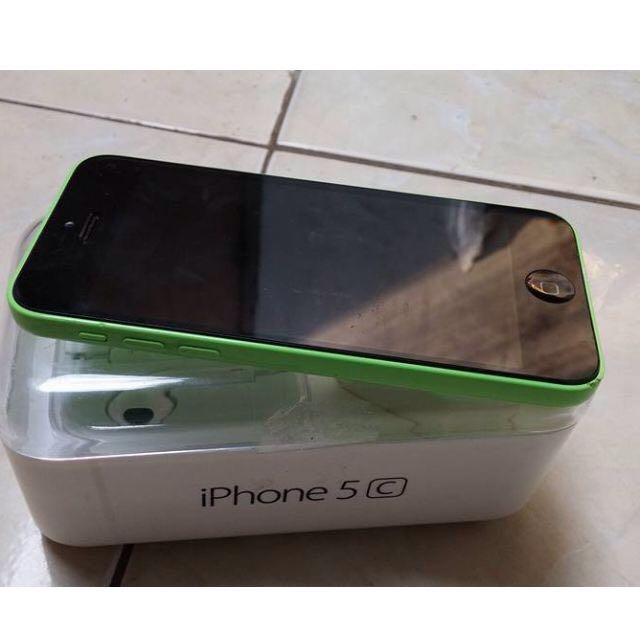 Iphone 5c 32GB FULLSET