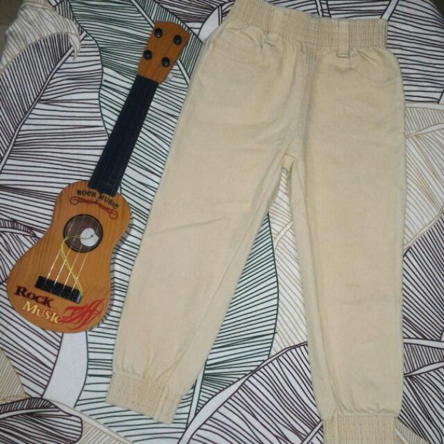 Jogger Pants 2-3y/o