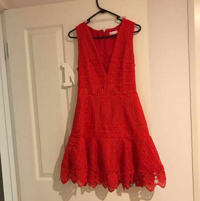 Kookai Francesca Dress Size 38