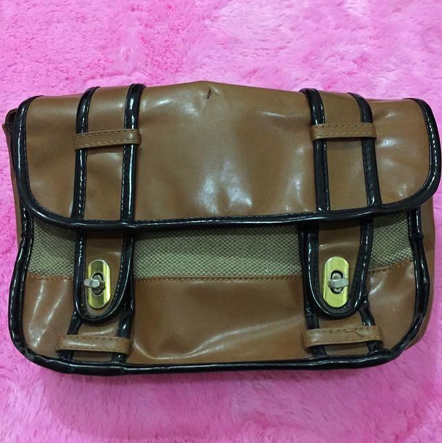 Korean Satchel Bag